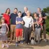 Dagje strand met familie de Blois
